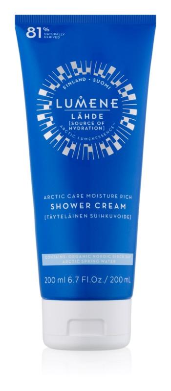 Lumene Lähde [Source of Hydratation] hydratační sprchový krém